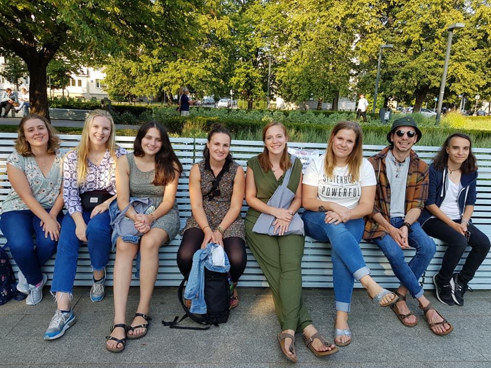 EUphoria - Sommercamp in Warschau 2019